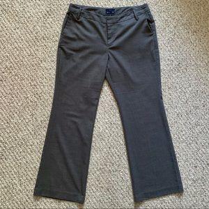 GAP Favorite Stretch Trousers in Gray 10A